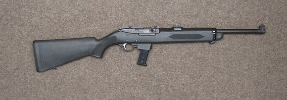 semiautomatico RUGER mod. carbine cal. .40s&w