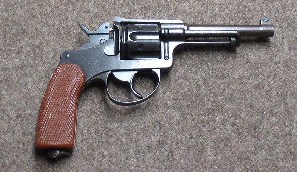 revolver W+F mod. 1929 cal. 7.5mm