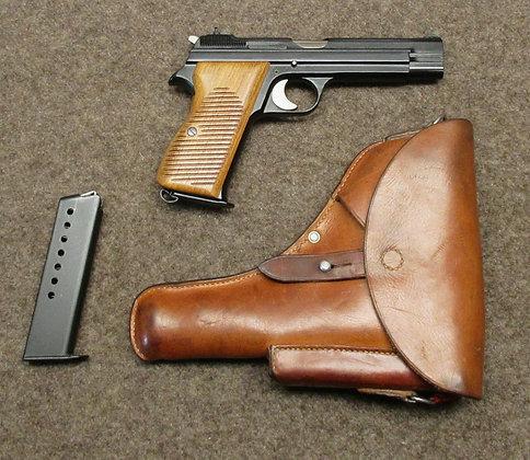 pistola SIG mod. P210 (P49) cal. 9mm para