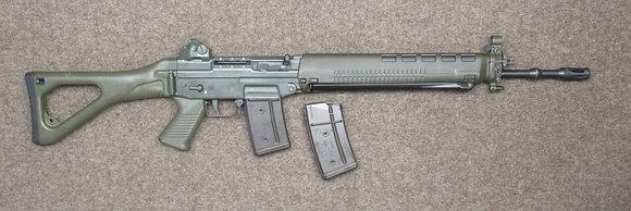 fucile semiautomatico SIG mod. 550 (PE90) cal. 5.6mm