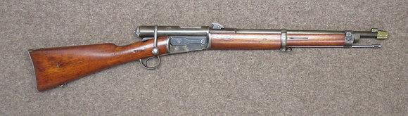 fucile VETTERLI mod. Dogane 1878 cal. 10.4mm