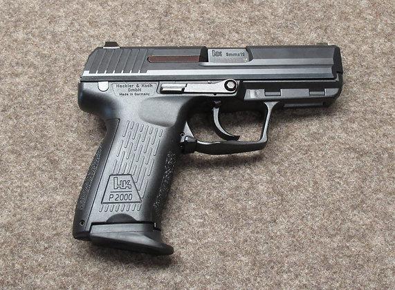 pistola H&K mod. P2000 cal. 9mm para