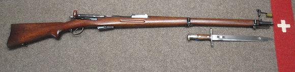 Fucile W+F mod. 1896/11 cal. 7.5x55