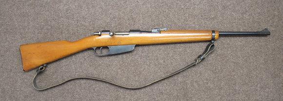 fucile CARCANO mod.91 mod. caccia cal. 6.5carcano