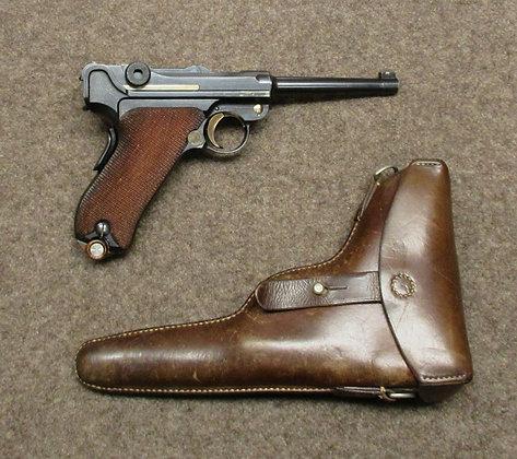 pistola DWM mod. 00/06 croce nel sole cal. 7.65para