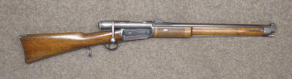 fucile VETTERLI mod. cavalleria 1871/78 (Berna) cal. 10.4mm