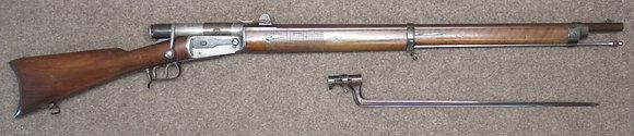 fucile VETTERLI mod. stutzen 1869  cal. 10.4mm