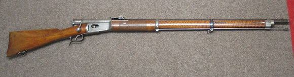 fucile VETTERLI mod. 1871/78 cal. 10.4mm