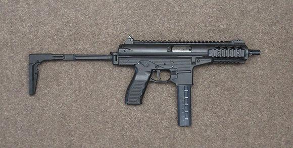 semiautomatico B&T mod. P26 cal. 9mm para