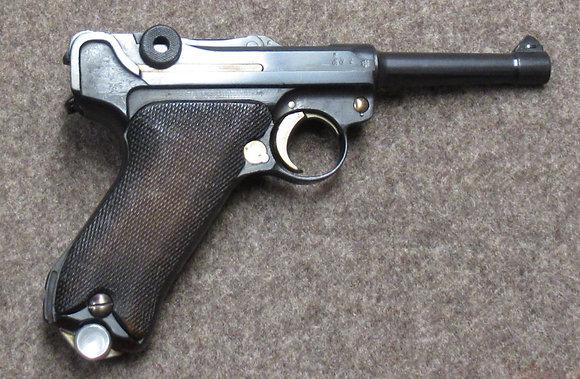 pistola Mauser mod. Erfurt 1917 cal. 9mm parabellum