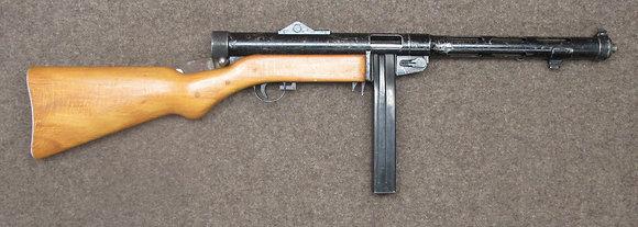 pistola mitragliatrice Hispano Suiza mod. 43/44 cal. 9mm para
