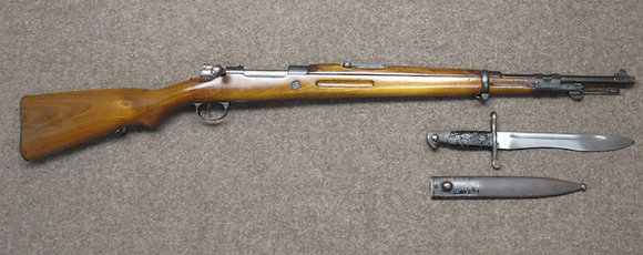 fucile MAUSER mod. La Coruna cal. 8x57js