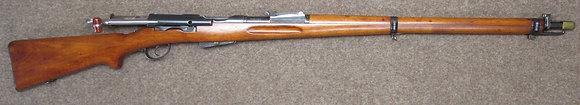 carabina W+F mod. 1908 cal. 7.5x55 (VGP08)