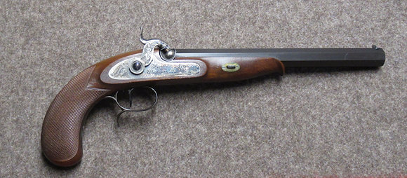 pistola avancarica HEGE cal.33