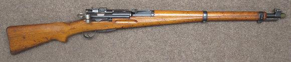 carabina W+F mod. K31/42, cal. 7.5x55