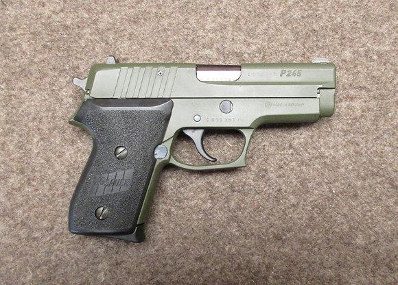 pistola SIG mod. P245 cal. .45 acp