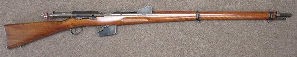 fucile W+F mod. 1896 cal. 7.5x53.5 (GP90)