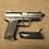 Thumbnail: pistola H&K mod. usp 45 Tactical cal. .45acp