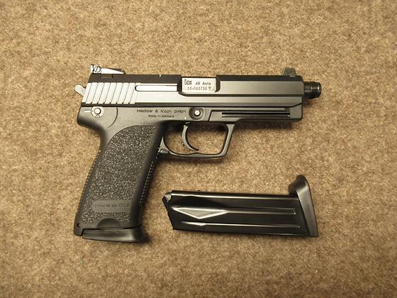 pistola H&K mod. usp 45 Tactical cal. .45acp