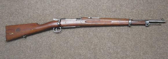 fucile HUSQVARNA mod. M38 cal. 6.5x55