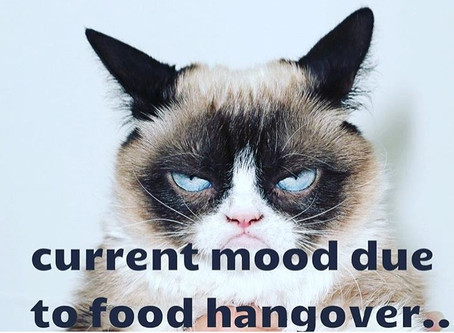 Food Hangover Got You Down?