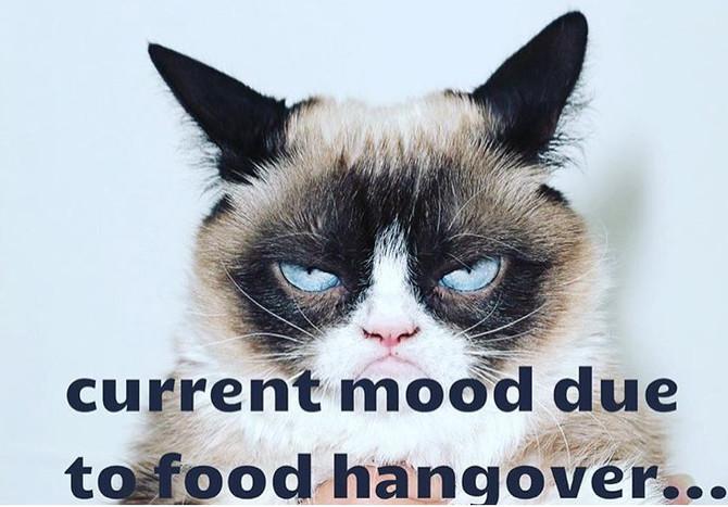Food Hangover Got You Down?