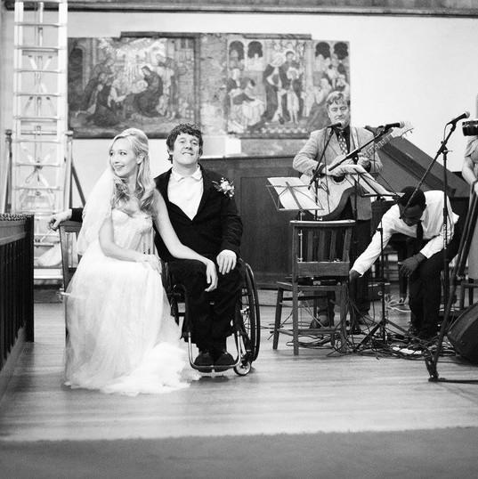 Sam and Mel's Wedding