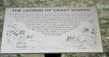 """Crazy Woman Creek"""