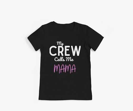 The Crews Mama Graphic Tee