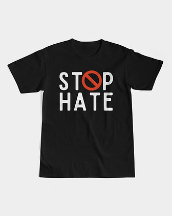 Stop Hate kids t-shirt