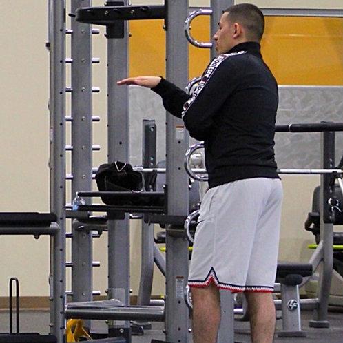 12 Week Customized Fitness Plan