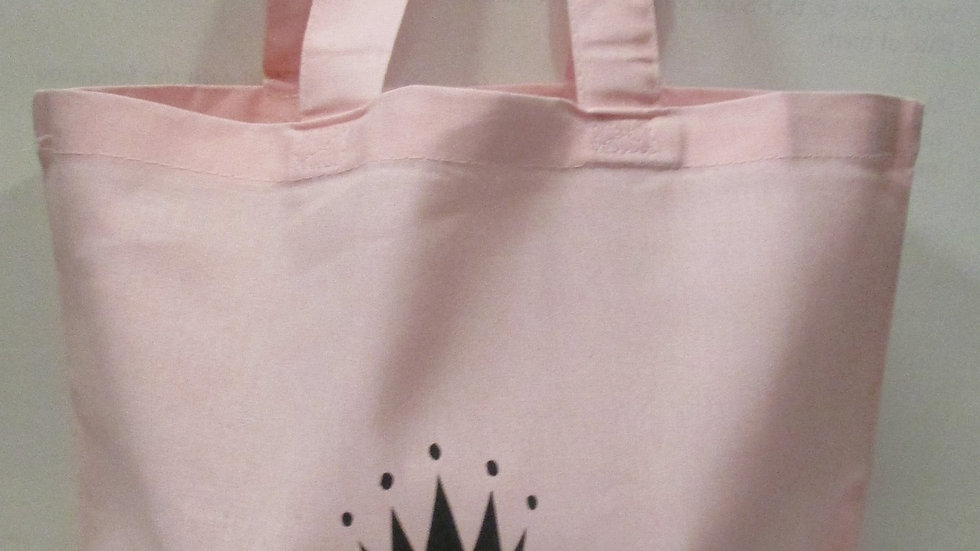 Nubiance Light Pink Tote Bag