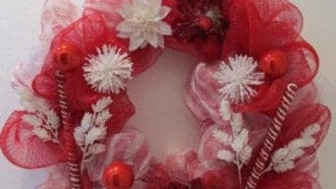 Custom Wreath - Love is in the Air