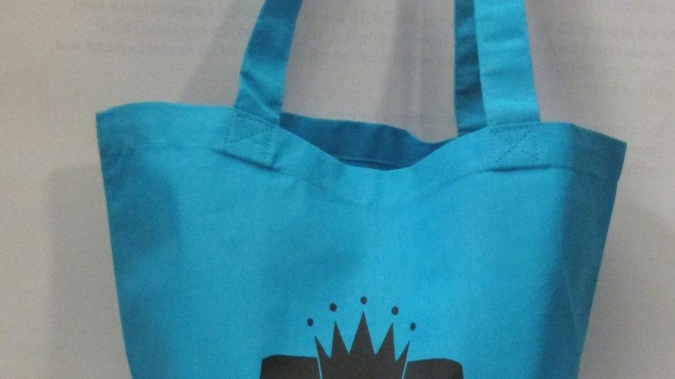 Nubiance Aqua Tote Bag