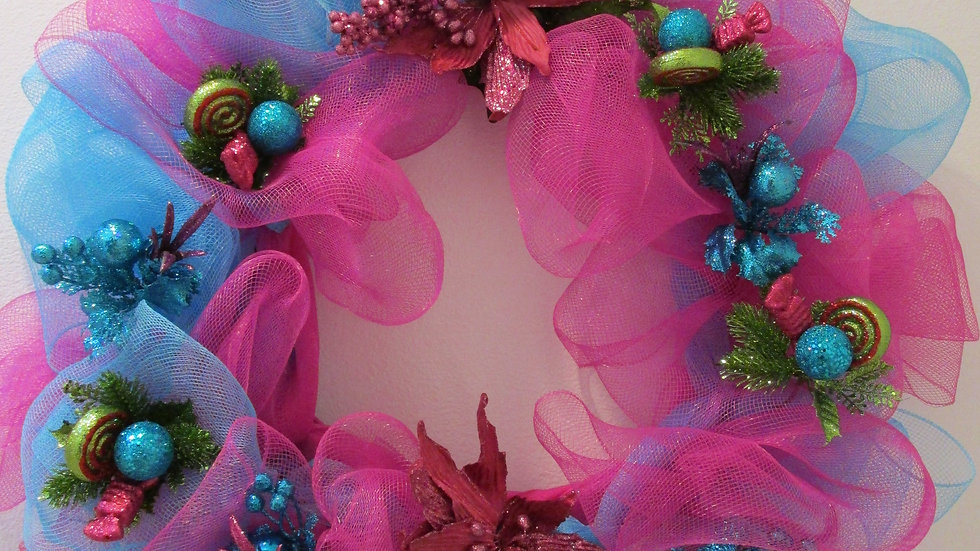 Princess Inspired Wreath