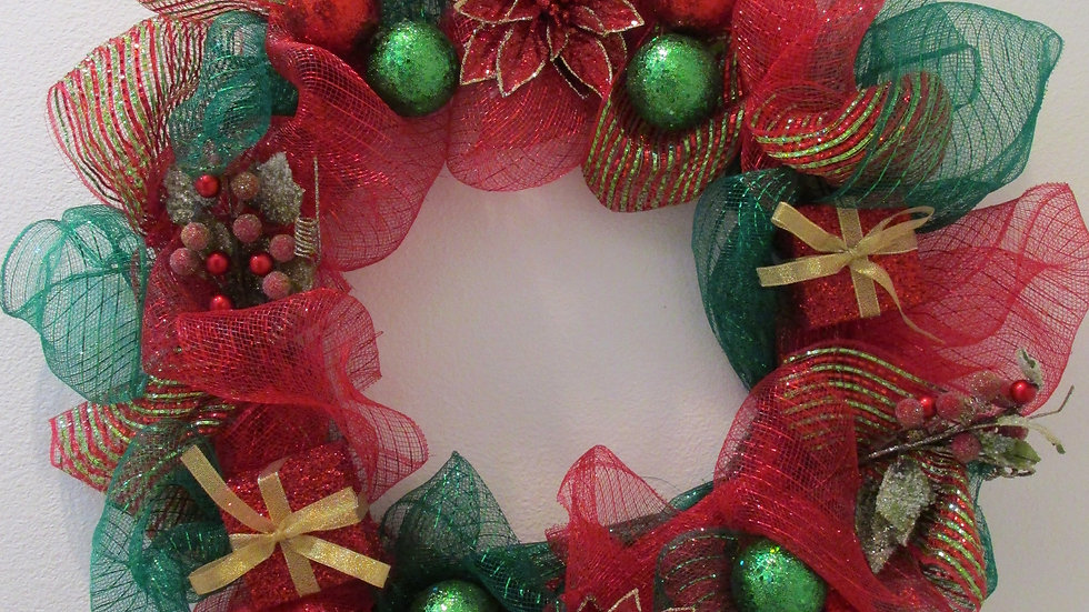 Ribbons of Wreaths