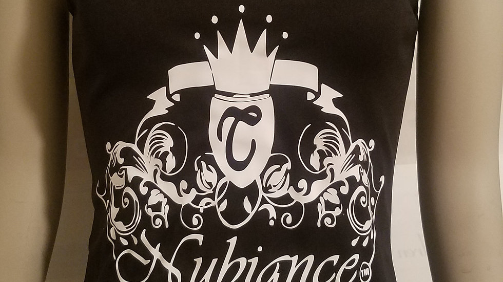 Nubiance Logo TankTop-Black