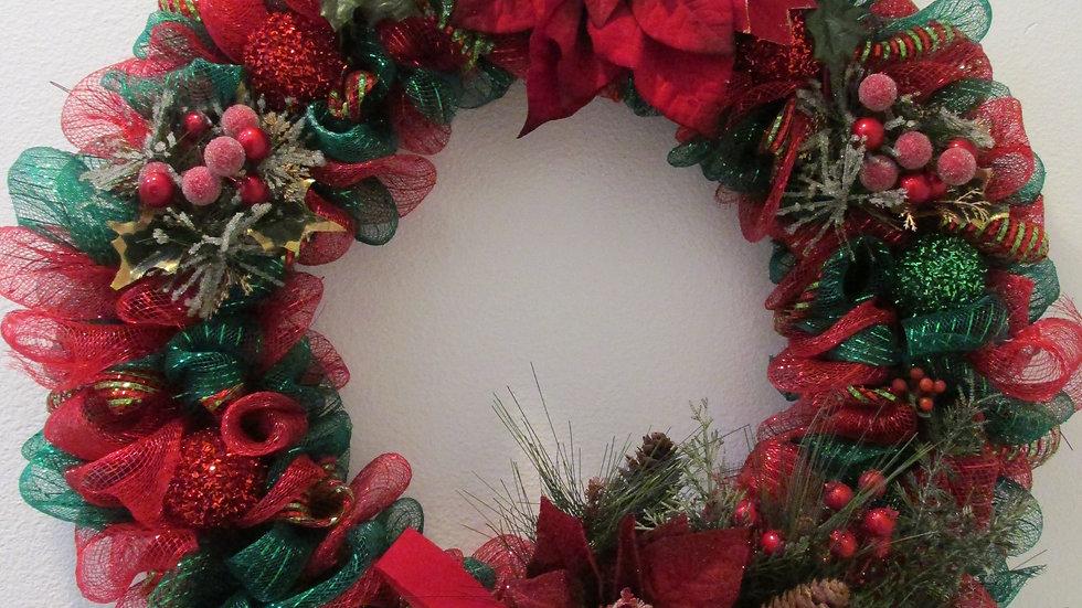 Wishful Winter Wreath