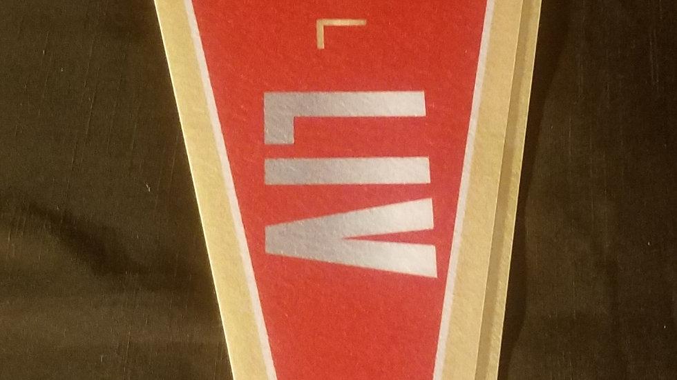 49ERS Superbowl LIV Banner