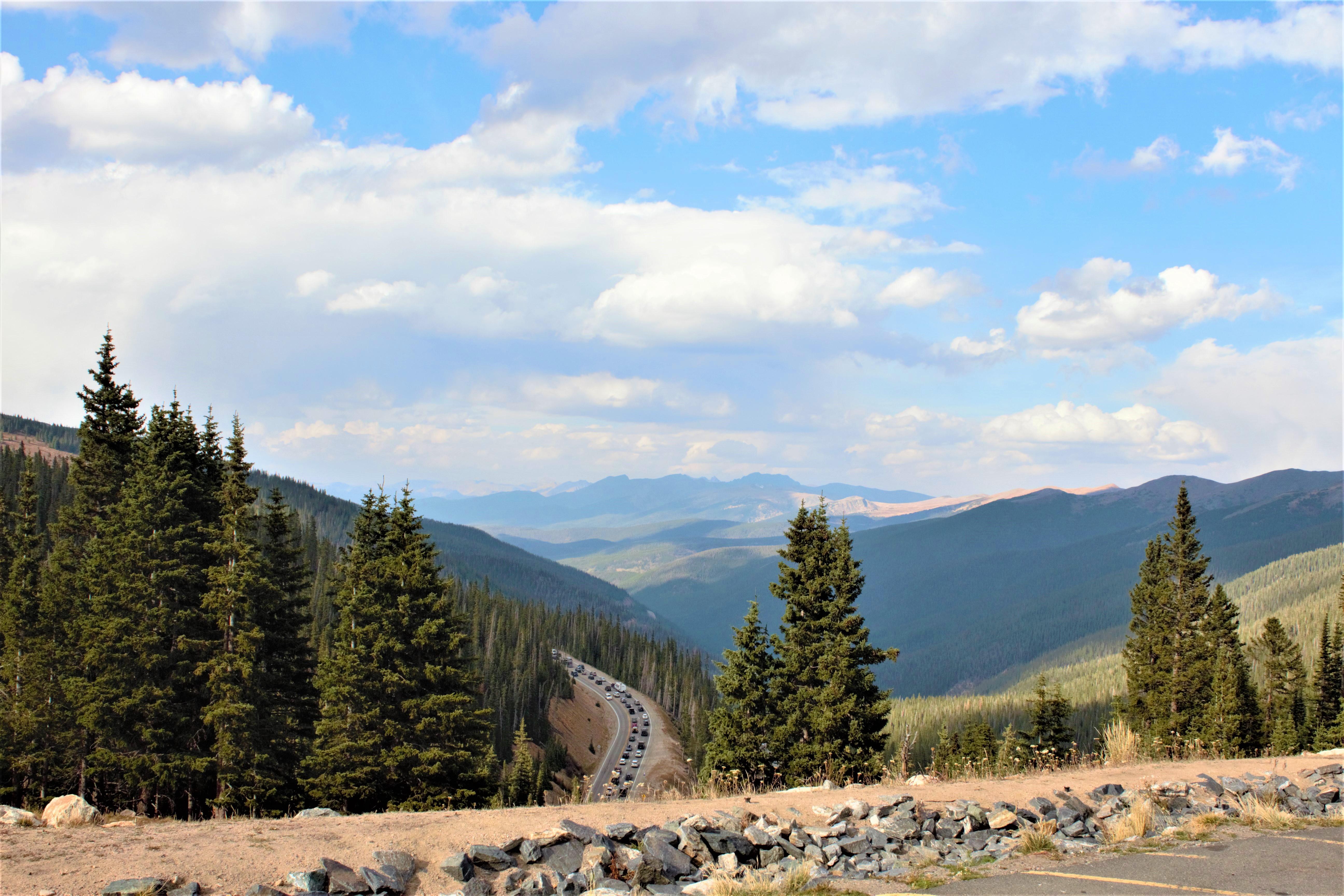 Mountain View heading to GC