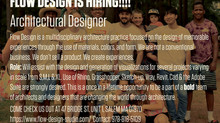 Flow Design is Hiring!