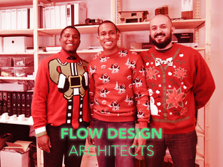 HAPPY HOLIDAYS FROM FLOW DESIGN ARCHITECTS!