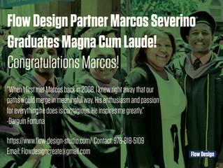 Congratulations Marcos Severino