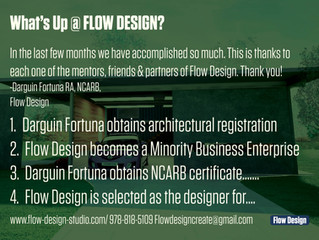 What's Up at Flow Design?