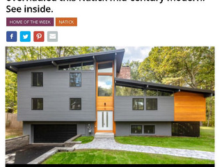 Home Of The Week - Mid-Century Modern with Flow!