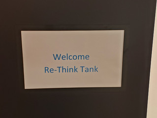 Flow Design Principal Visits NCARB as Part of The Re-Think Tank Committed!