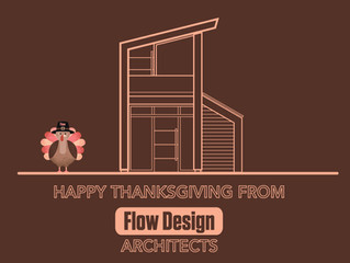 Happy Thanksgiving from your Flow team!
