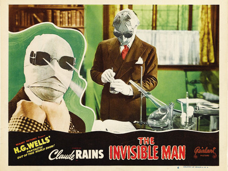 Episode 7 - The Invisible Man (1933)
