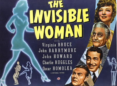 Episode 23 - The Invisible Woman (1940)