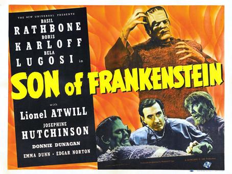 Episode 17 - Son of Frankenstein (1939)